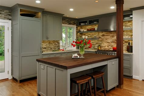 tv in kitchen cabinet opening up traffic flow transitional kitchen dc 6414