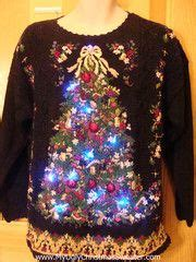 best 25 light up sweater ideas on