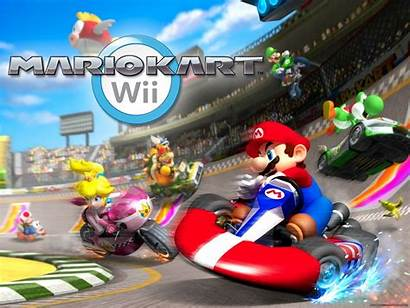 Mario Kart Wii Ds Bros Nintendo Pantalla