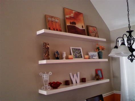functional floating shelves  home ultimate home ideas