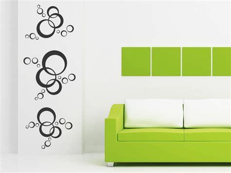 Wandgestaltung Kinderzimmer Kreise by Wandtattoo Ornament Stilvolle Kreise Wandtattoo De