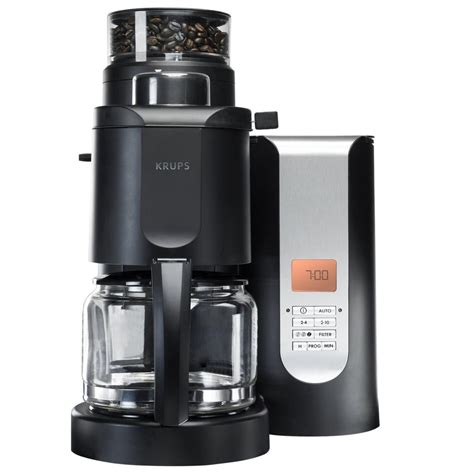 Amazon.com: KRUPS KM7005 Grind and Brew Coffee Maker with Stainless Steel Conical Burr Grinder