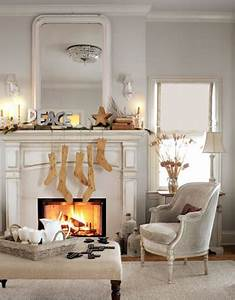 Inspire Bohemia Fireplace Mantle Decor for the Holidays