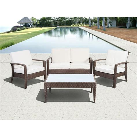 atlantic contemporary lifestyle florida deluxe brown 4