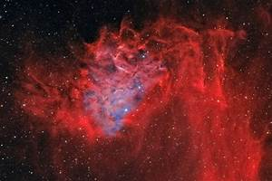 APOD: AE Aurigae and the Flaming Star Nebula (2011 Mar 11 ...