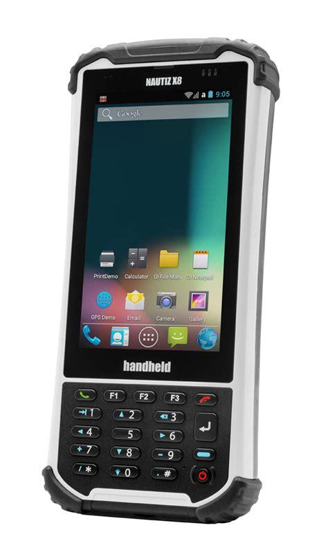 handheld nautiz   generation handheld computer