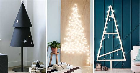 10 simple modern diy decorations decor ideas 14 diy alternative modern trees contemporist