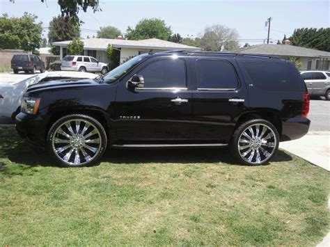 Chevy Tahoe 2007 by 19821983 2007 Chevrolet Tahoe Specs Photos Modification