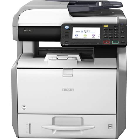 10 in 1 multifunction ricoh sp4510sf a4 mono multifunction laser printer 906230