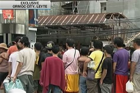 Hunger grips Ormoc in 'Yolanda' aftermath | ABS-CBN News