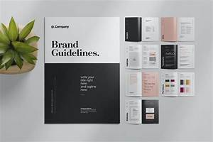 20  Best Brand Manual  U0026 Style Guide Templates 2020  Free