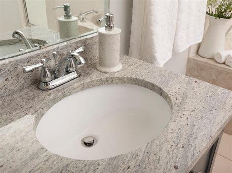kohler trough bathroom granite countertop costs hgtv