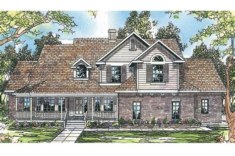 Country House Plans  Heartwood 10300  Associated Designs
