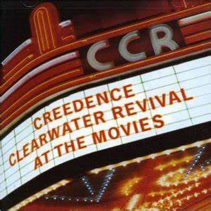 Creedence Clearwater Revival Album Covers