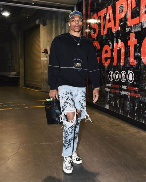 Russell Westbrook Nba Fashion Best Street Outfits