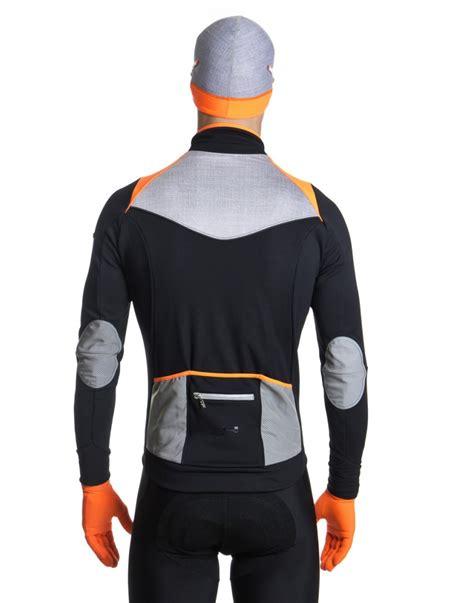 orange cycling jacket men 39 s orange winter cycling jacket g4 dimension