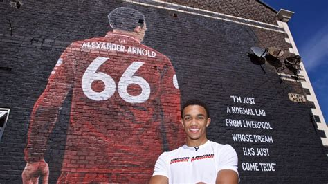 story  trent alexander arnolds  anfield mural