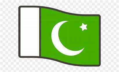 Pakistan Flag Clipart Emoji Clipground Pinclipart