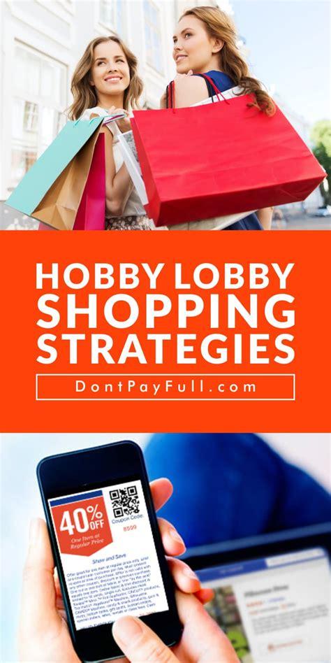 Ee  Hobby Ee    Ee  Lobby Ee   Shopping St Egies You Should Start