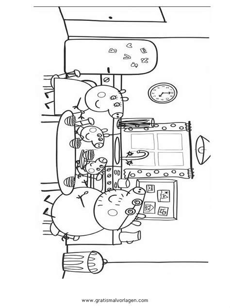 peppa wutz  gratis malvorlage  comic