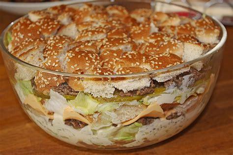 Chefkoch Rezepte Big Mac Salat Rezept Mit Bild Na Ba Chefkoch De