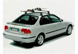 Fiche Technique Honda Civic : fiche technique honda civic civic vti vtec 1995 ~ Medecine-chirurgie-esthetiques.com Avis de Voitures