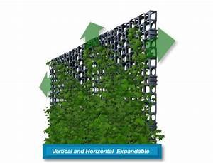 Vertikal Garten System : gro wall facade vertical garden system atlantis corporation ~ Sanjose-hotels-ca.com Haus und Dekorationen
