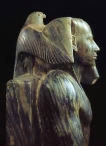 Ancient Egyptian Statue Khafre