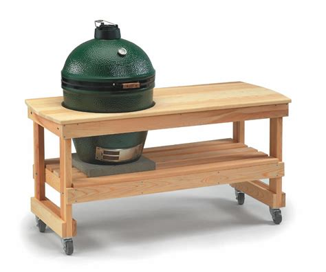Diy Large Big Green Egg Table Nest Plans Free