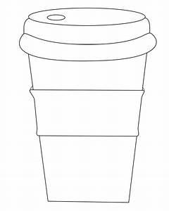 Starbucks Coffee Cup Sleeve Template | www.pixshark.com ...