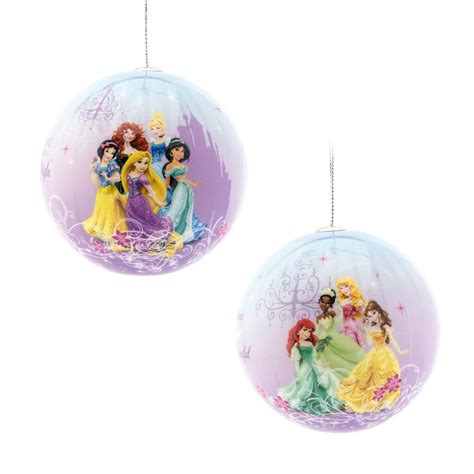disney princess christmas ornament seasonal christmas