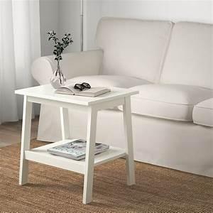Lunnarp Tavolino - Bianco