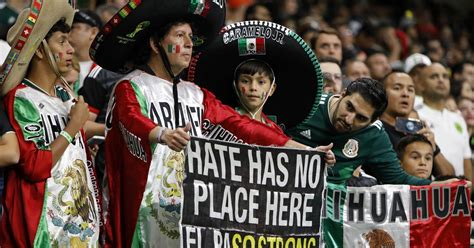 mexican national soccer team asks fans  stop anti gay