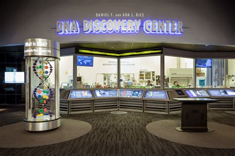 dna discovery center field museum