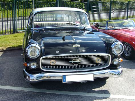 1959 Opel Kapitan Car Photos Catalog 2018