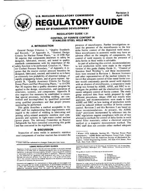 Ferrite Weld Test Procedure-1   Welding   Nuclear