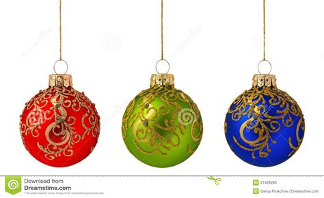 christmas baubles stock image image of christmas gold 21426269