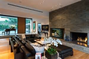 Contemporary Living Room Set by 13 Decorative Living Room Layouts With Fireplace And Tv