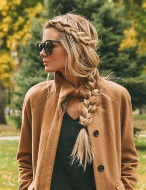 natte cheveux long