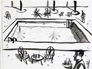 Dessin De Piscine : comment dessiner une piscine ~ Melissatoandfro.com Idées de Décoration