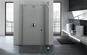 Dusche Mit Glaswand : dusche von ebenerdig bis berkopf sch ner wohnen ~ Orissabook.com Haus und Dekorationen
