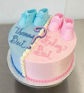 Baby Shower Cakes - Fluffy Thoughts Cakes McLean, VA and