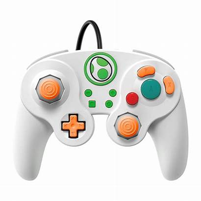 Controller Yoshi Pdp Nintendo Switch Pad Fight