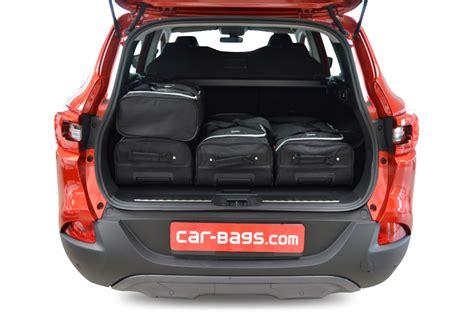 Kadjar Renault Kadjar 2015 Present Car Bags Travel Bags