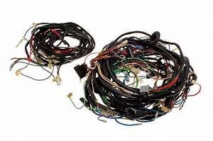 Triumph Spitfire Wiring Harness - Main And Body
