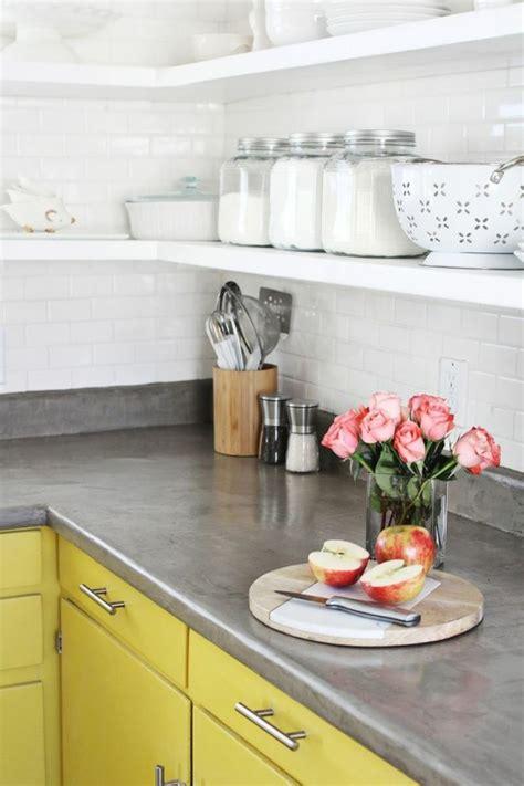 concrete kitchen countertop ideas digsdigs