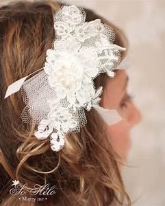 des accessoires de cheveux retro et chics pour mariage ou With accessoires de mariage