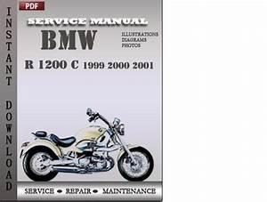 Bmw R 1200 C 1999 2000 2001 Factory Service Repair Manual Download