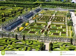Les Jardins De Villandry by Le Jardin Du Ch 226 Teau De Villandry Photo Libre De Droits