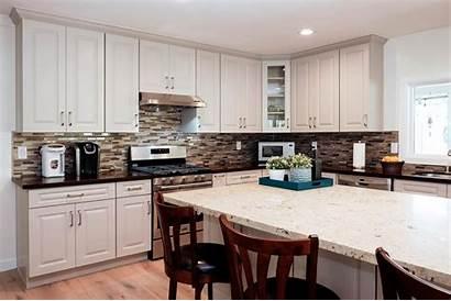Ash Kitchen Cabinets Popular Designs Taupe Rta